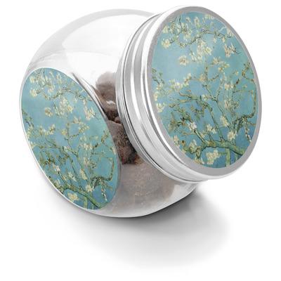 Almond Blossoms (Van Gogh) Puppy Treat Jar