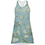 Almond Blossoms (Van Gogh) Racerback Dress
