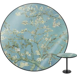 Apple Blossoms (Van Gogh) Round Table