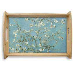 Apple Blossoms (Van Gogh) Natural Wooden Tray
