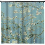 Almond Blossoms (Van Gogh) Shower Curtain