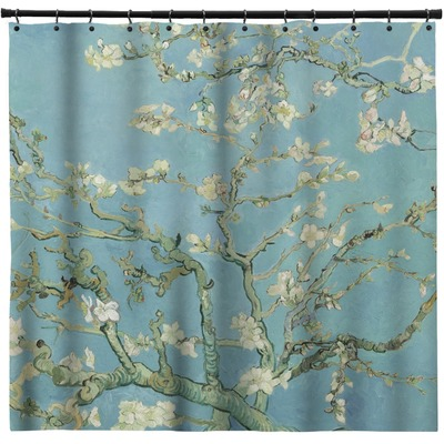 Almond Blossoms (Van Gogh) Shower Curtain