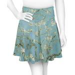 Almond Blossoms (Van Gogh) Skater Skirt