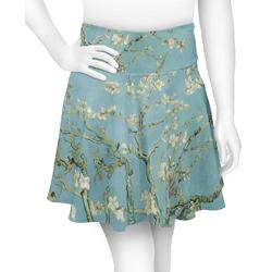 Apple Blossoms (Van Gogh) Skater Skirt