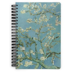 Almond Blossoms (Van Gogh) Spiral Bound Notebook