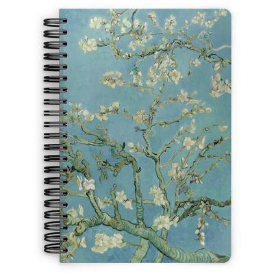 Almond Blossoms (Van Gogh) Spiral Bound Notebook