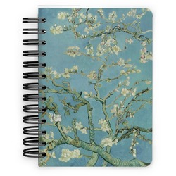 Apple Blossoms (Van Gogh) Spiral Bound Notebook - 5x7