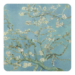 Apple Blossoms (Van Gogh) Square Decal - Medium