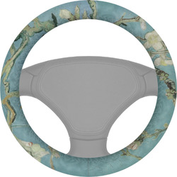 Almond Blossoms (Van Gogh) Steering Wheel Cover