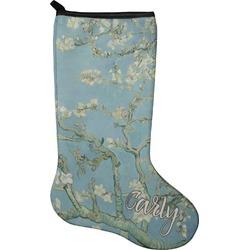 Apple Blossoms (Van Gogh) Christmas Stocking - Neoprene
