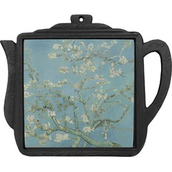 Apple Blossoms (Van Gogh) Teapot Trivet