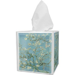Apple Blossoms (Van Gogh) Tissue Box Cover