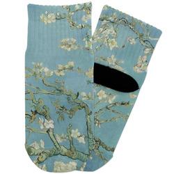 Apple Blossoms (Van Gogh) Toddler Ankle Socks