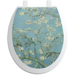 Almond Blossoms (Van Gogh) Toilet Seat Decal