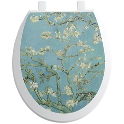 Apple Blossoms (Van Gogh) Toilet Seat Decal