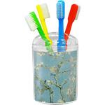 Almond Blossoms (Van Gogh) Toothbrush Holder