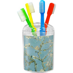 Almond Blossoms (Van Gogh) Toothbrush Holder