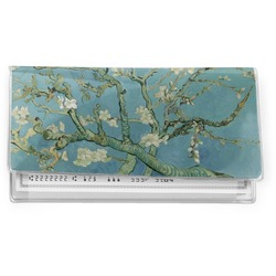 Almond Blossoms (Van Gogh) Vinyl Checkbook Cover