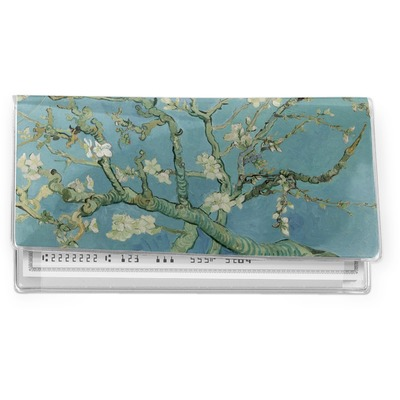 Almond Blossoms (Van Gogh) Vinyl Checkbook Cover
