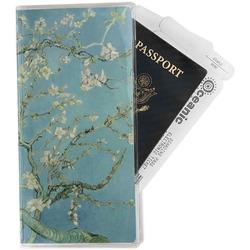 Apple Blossoms (Van Gogh) Travel Document Holder