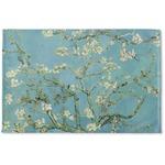 Almond Blossoms (Van Gogh) Woven Mat
