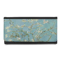 Almond Blossoms (Van Gogh) Leatherette Ladies Wallet