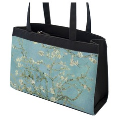 Apple Blossoms (Van Gogh) Zippered Everyday Tote