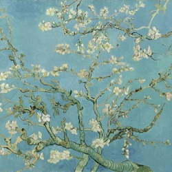 Almond Blossoms (Van Gogh)