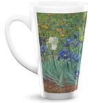 Irises (Van Gogh) 16 Oz Latte Mug