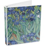 Irises (Van Gogh) 3-Ring Binder