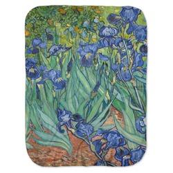 Irises (Van Gogh) Baby Swaddling Blanket