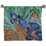 Irises (Van Gogh) Bath Towel