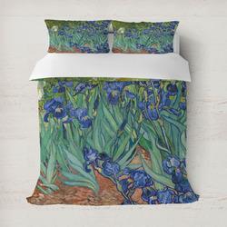 Irises (Van Gogh) Duvet Cover