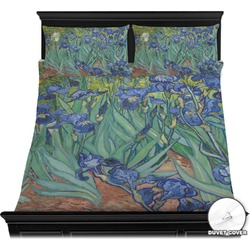 Irises (Van Gogh) Duvet Cover Set
