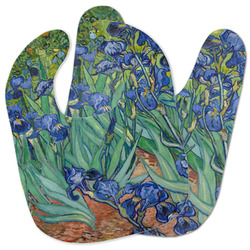 Irises (Van Gogh) Baby Bib