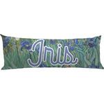 Irises (Van Gogh) Body Pillow Case