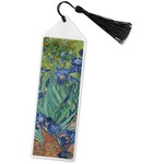 Irises (Van Gogh) Book Mark w/Tassel