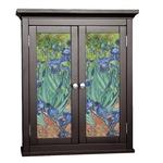 Irises (Van Gogh) Cabinet Decal - Custom Size