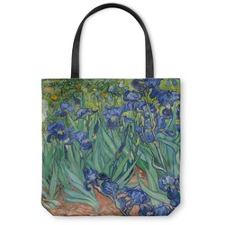 Irises (Van Gogh) Canvas Tote Bag