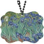 Irises (Van Gogh) Rear View Mirror Decor