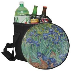 Irises (Van Gogh) Collapsible Cooler & Seat
