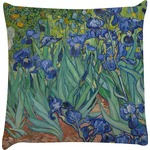 Irises (Van Gogh) Decorative Pillow Case