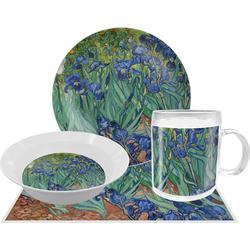 Irises (Van Gogh) Dinner Set - 4 Pc