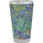 Irises (Van Gogh) Drinking / Pint Glass