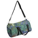 Irises (Van Gogh) Duffel Bag