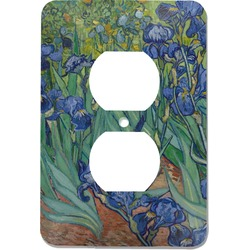 Irises (Van Gogh) Electric Outlet Plate