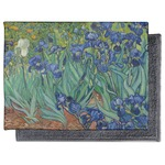 Irises (Van Gogh) Microfiber Screen Cleaner