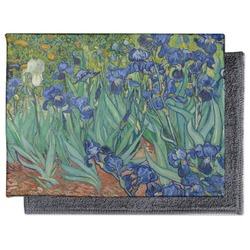 Irises (Van Gogh) Microfiber Screen Cleaner