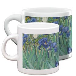 Irises (Van Gogh) Espresso Cups