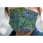 Irises (Van Gogh) Face Mask Cover